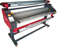 Fast speed automatic flute corrugated <strong>paper</strong> cold laminating machine