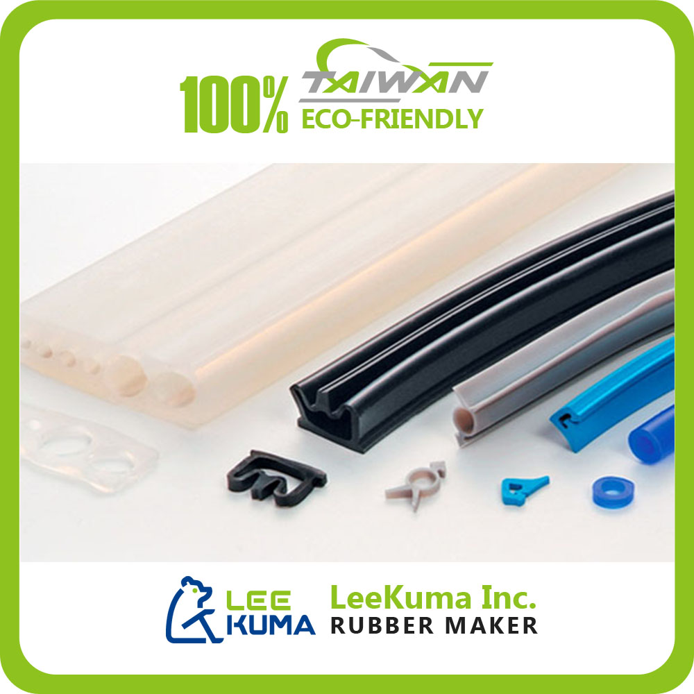 Good Quality Weather Resistant Custom Car Window Rubber Seal