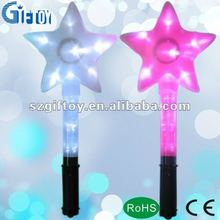 led star shape glow stick
