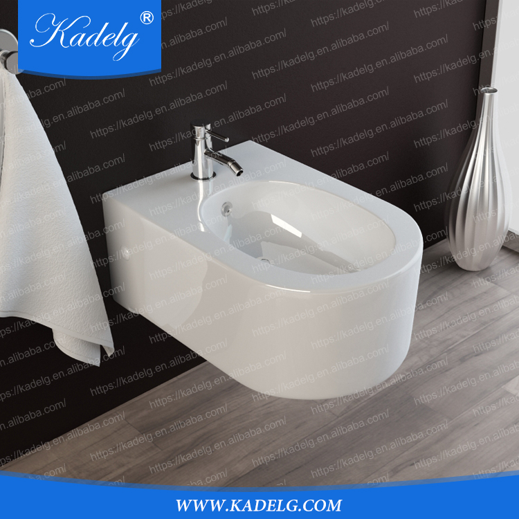 Wall Hung-Mounted Ideal Standard Toilet Bidet