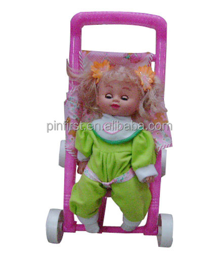 New Cloth Dolls Vivid Cute Lovely baby doll for kids