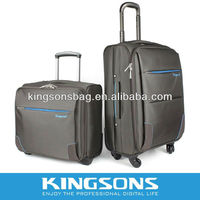 Kingsons brand big compartment luggage K8255W