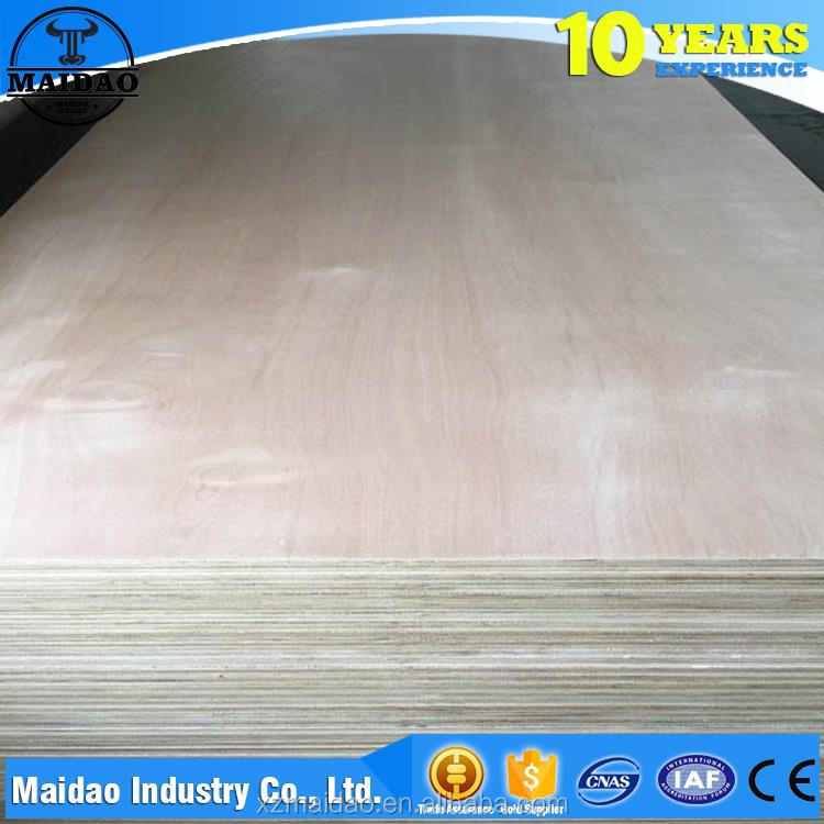 New innovative products hardwood 18mm marine plywood