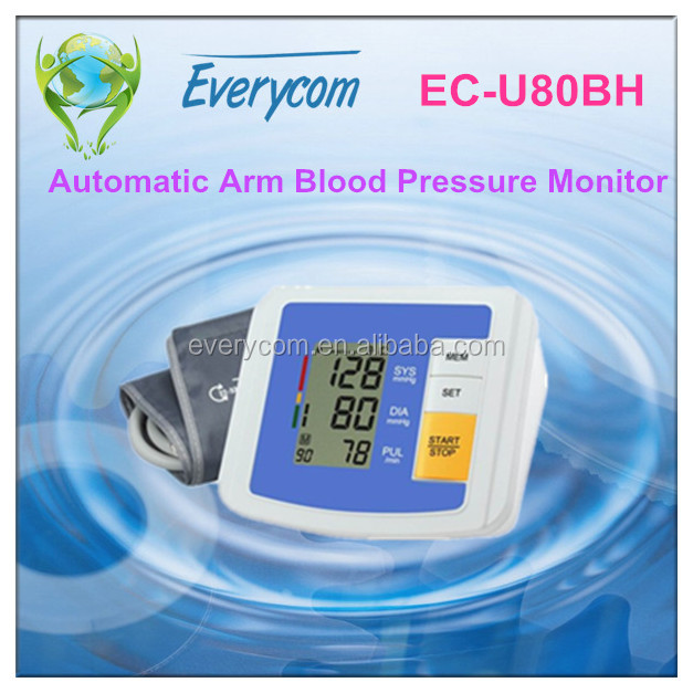 Medical Device,Automatic Wrist Blood Pressure Monitor