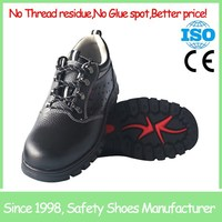 SF5502 Industrial rubber steel toe safety boots