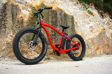 Cheap price electric fat tire hummer cruiser bicycle 30-60km long range