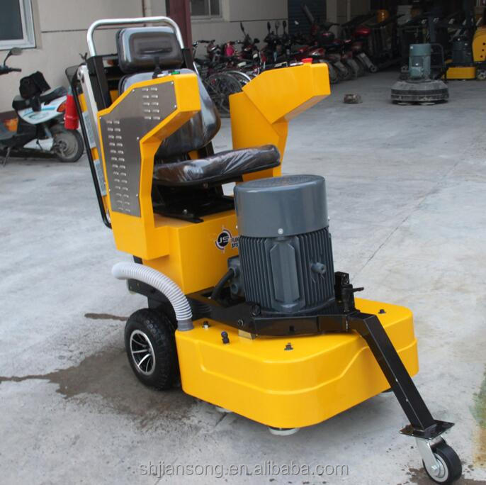 D780 heavy duty grinder Ride on 20HP imported oil seals Concrete grinding machine