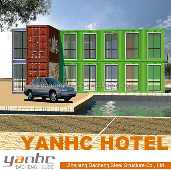 Container House Hotel Prefabricated