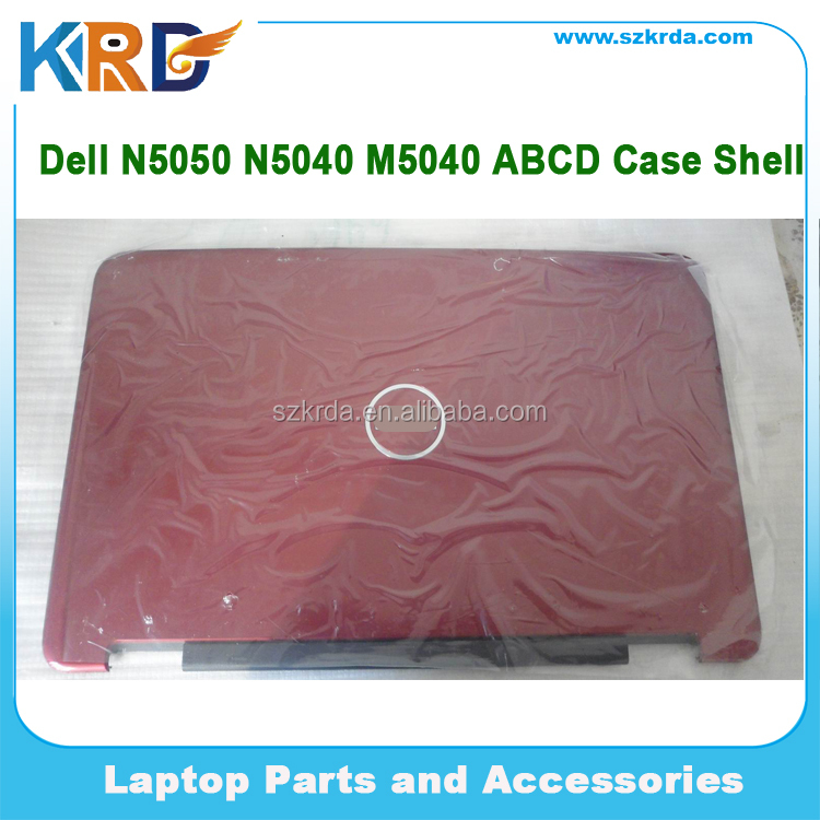 Laptop Shell A for Dell 15V N5050 N5040 M5040 V1450 LCD front case Back Cover Housing