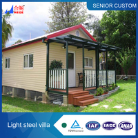 Prefabricated beautiful villa house,cheap prefab homes,prefabricated modern houses and villa