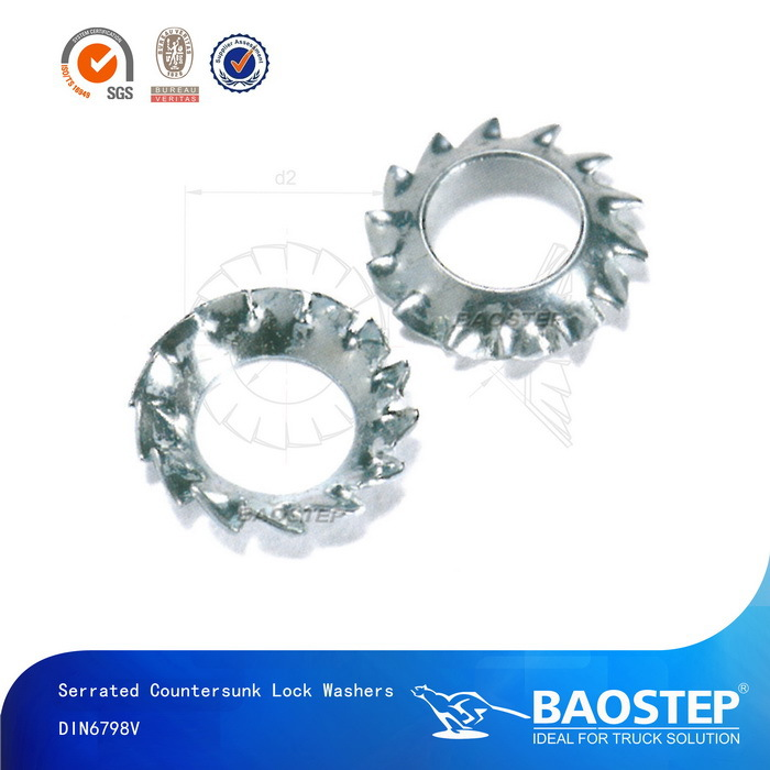BAOSTEP Top Grade high tensile strength Auto fastener Manufacturer conical washer