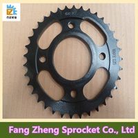 45# Steel Motorcycle Sprocket Set for Honda Wave125