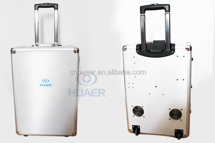 CE & ISO 2018 hot sale portable dental unit with air compressor