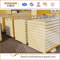50-150mm thickness fireproof polyurethane sandwich panel for Cold Room
