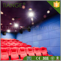 Home theater studio sound absorbing acoustic wall panels