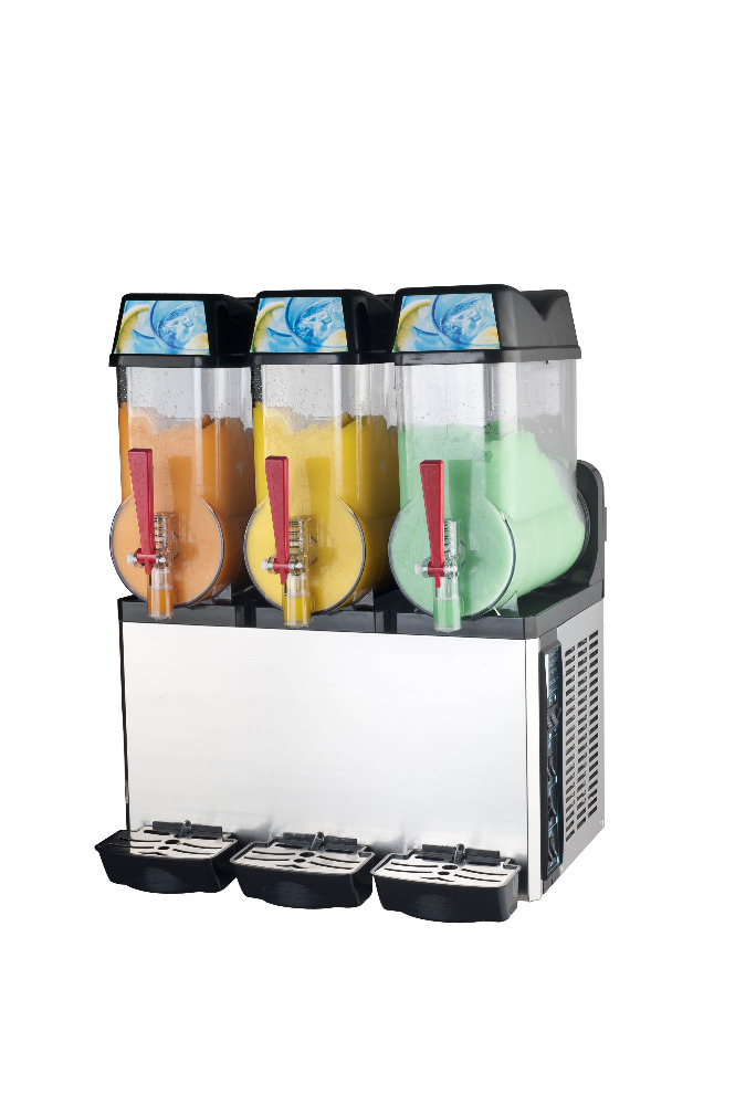 commercial slush machine mix for snack food store