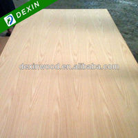 A/AA/AAA Grade 3mm Red Oak Plywood Sheets