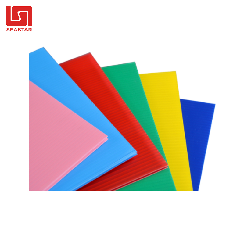 Hot sale high quality PP plastic coroplast <strong>Sheet</strong> supplier in china