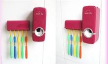 Fashion Design Plastic Eco-friendly feature Toothpaste Dispenser