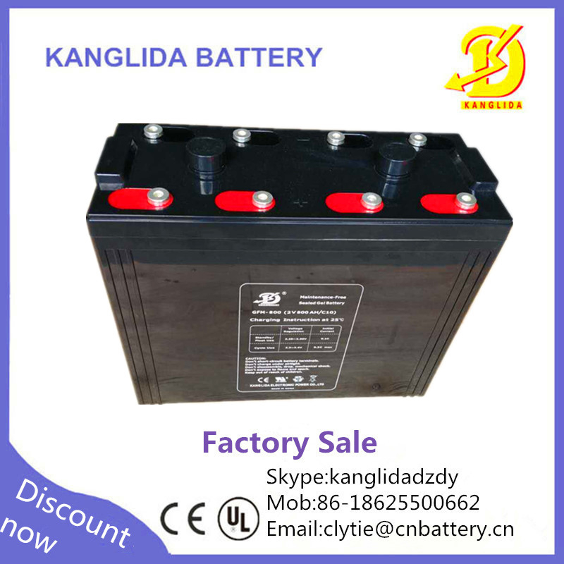 deep cycle agm solar battery 2 volt 1000ah
