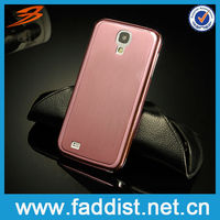 Metal mobile phone case for galaxy s 4 cover