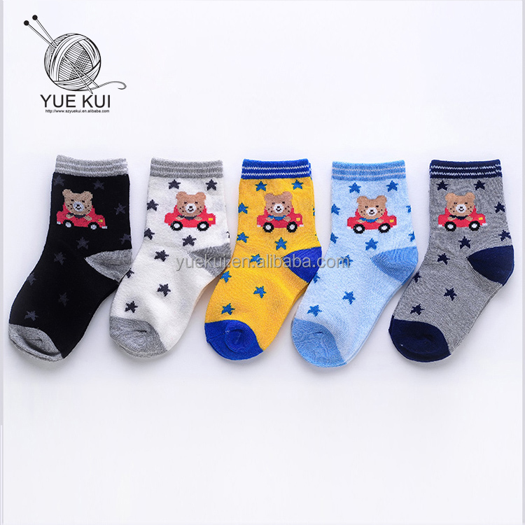 Export Hight Quality Custom Cotton Design Socks