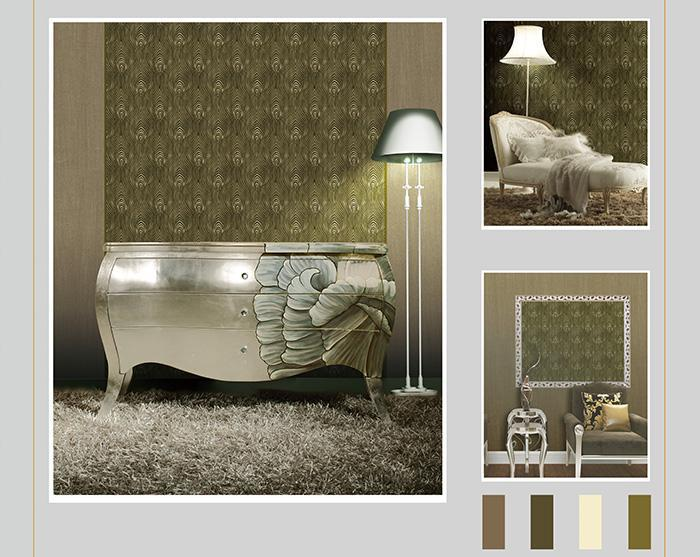 wallpaper floor wallpaper murals 3d self-adhesive PVC wallpaper
