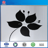 PVDF aluminum panel with double painted surface producer