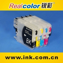 Latest design LC39 LC60 LC975 LC985 compatible ink cartridge for brother DCP-J125 /DCP-J315W /DCP-J515W MFC-J265W