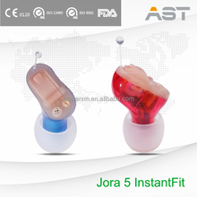 Real Ear Unique Combined Sound System Hearing Aid Open Fit CIC