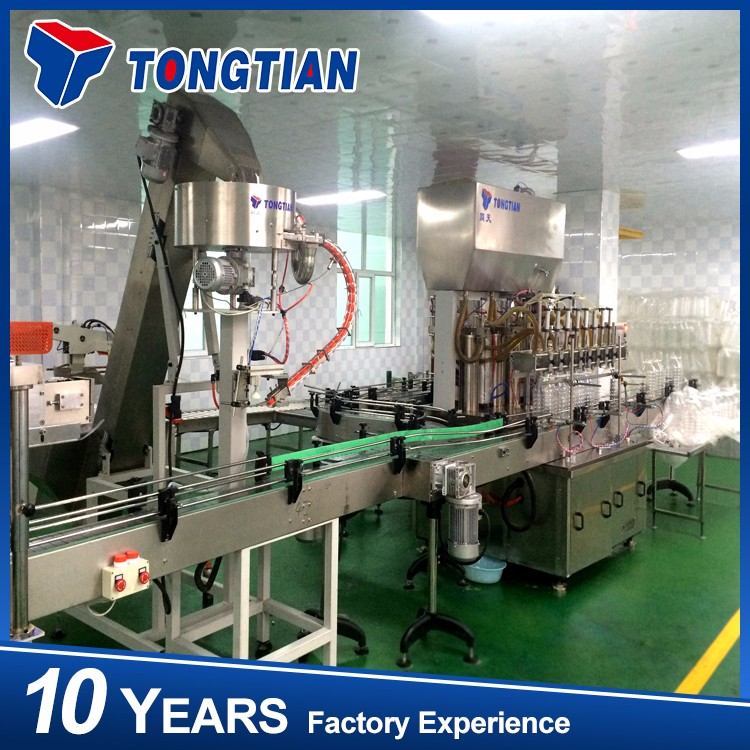 Factory plubricants high quality peristaltic pump glycol filling machine for soft tube with CE