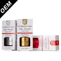 IBN nail gel polish update colors uv gel products from Guangzhou nail arts supplies