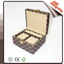Wholesale Custom High Quality Portable Jewelry Display Case
