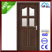 Hotel cheap new interior wood flush door price