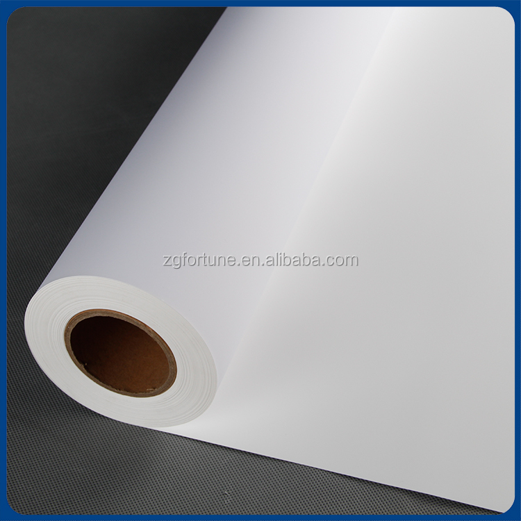 Competitive Price Printing roll advertising material Matte PP Paper