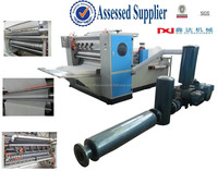 Automatic high speed kitchen paper towel making machine