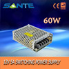 Wholesale 60W 12V 5A AC to DC universal input voltage mini smps power supply