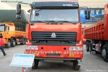 sinotruk Golden Prince 8x4 dump/ tipper truck for sale