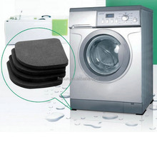 4pcs/set Washing machine shock pads Non-slip mats Refrigerator Anti-vibration pad