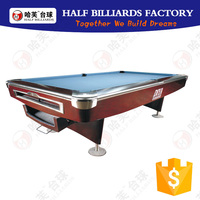 Cheap Wholesale solid wood pool tables
