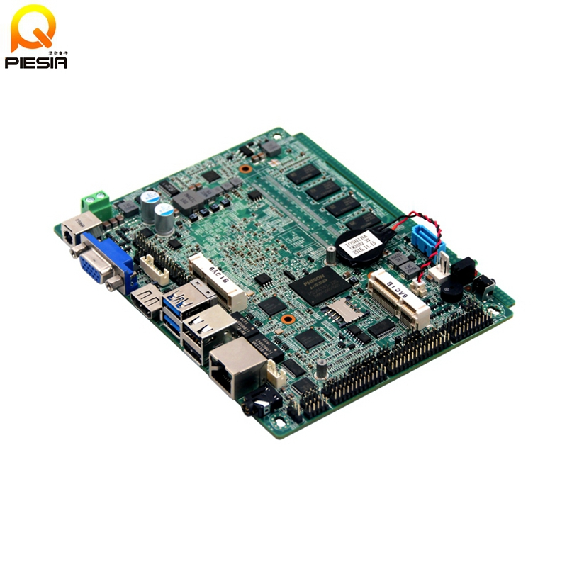 apollo lake Embedded Industrial Motherboard wide voltage x86 board