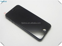 Super quality hot sell privacy screen protector for iphone 4g