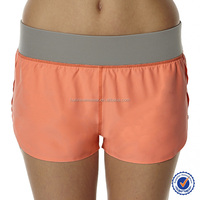 latest hot wholesale running sports womens jogging shorts with good quality