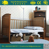Modern Luxury Baby Bed / Baby Cot