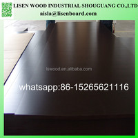 Brown Construction Board 4x8 , Phenolic Coated Film Faced Marine Plywood