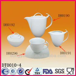 Whalesale customized 8pcs ceramic tableware