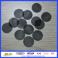 Alibaba Website Fine Metal Mesh Filter Screens Smoking Pipe/Herb Grinder/Cigarette Holder Screens