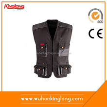 China Supplier High Quality En1150 & En471 Class 2 Reflective Safety Vest