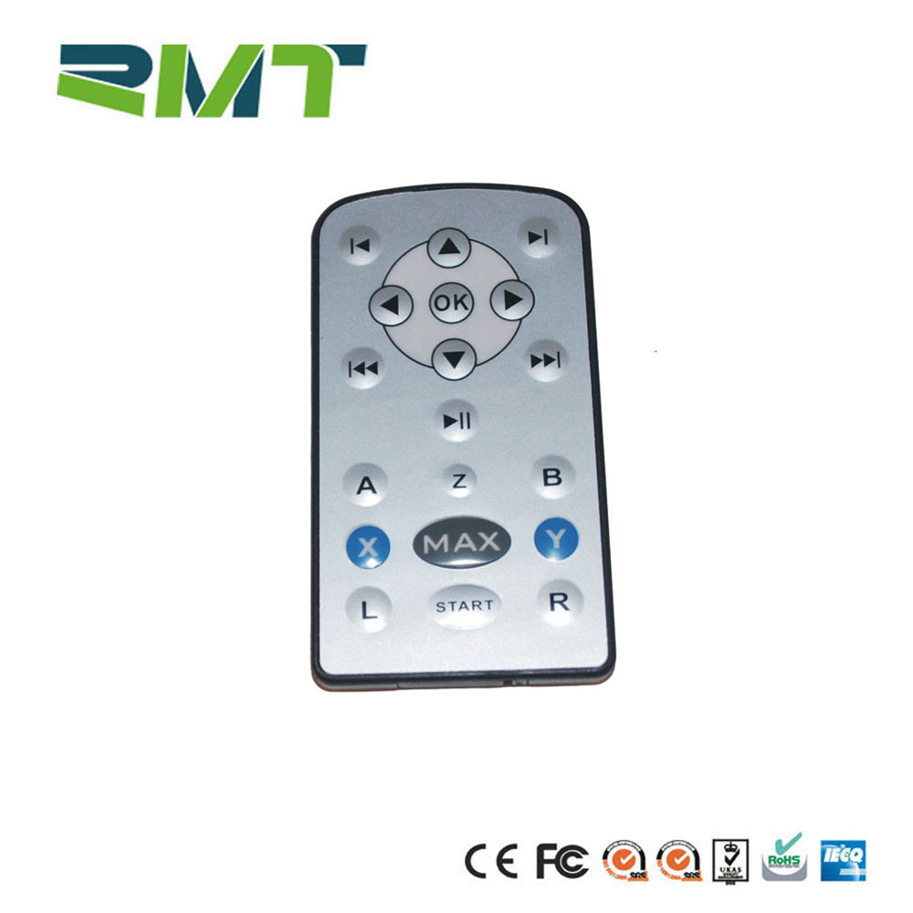 Two side MX3 2.4G Wireless Air Fly Mouse+hisense remote control For Mini PC / smart tv box