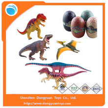 2015 new cheap dinosaur animal toy sets;ICTI factory made plastic dinosaur animal toy